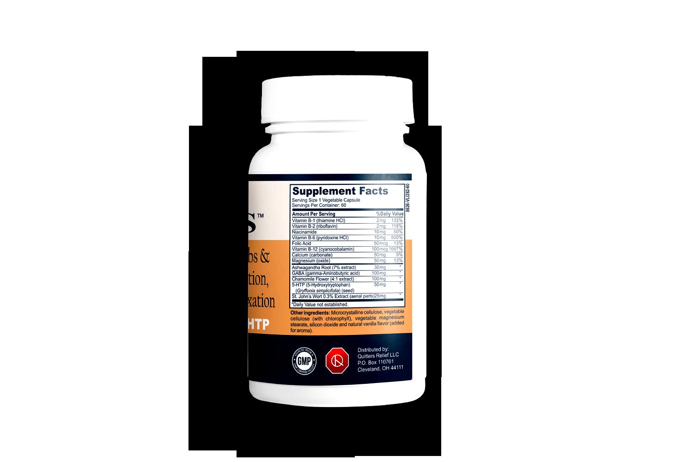 VEJOVIS nutrition label DROP SHADOW copy